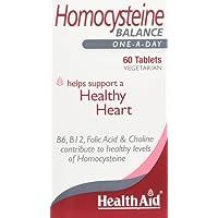 HealthAid Homocysteine - 60 Tablets