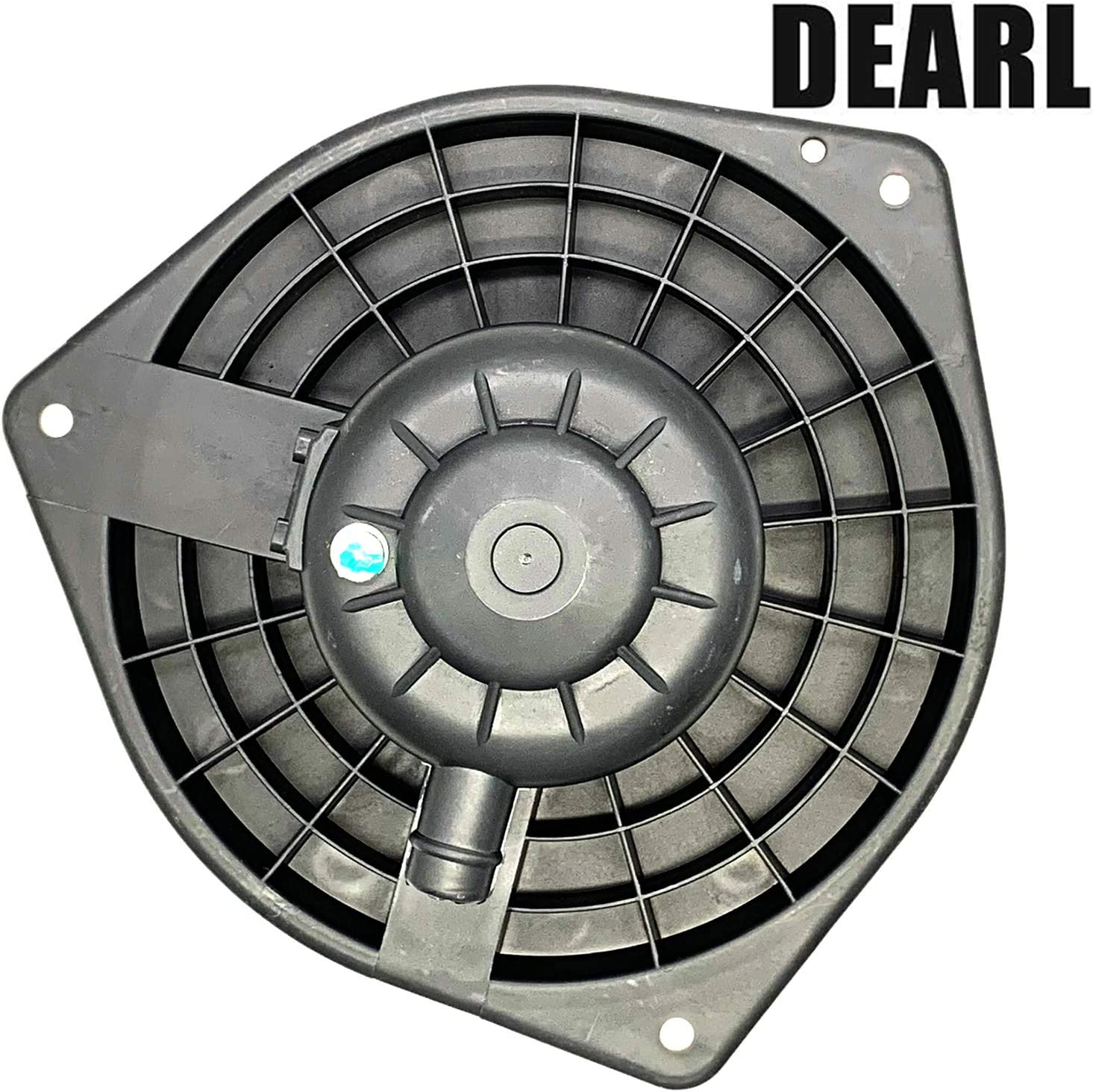 2.4L L4 Only 08-13 Outlander Front AC Heater Blower Motor with Fan Compatible with Mitsubishi 08-17 Lancer 14-18 Outlander // 13-17 Outlander Sport Replaces 7802A217
