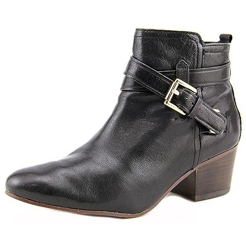 d1ebdd373a5 Coach Pauline Womens Size 9 Black Leather Fashion Ankle Boots ...