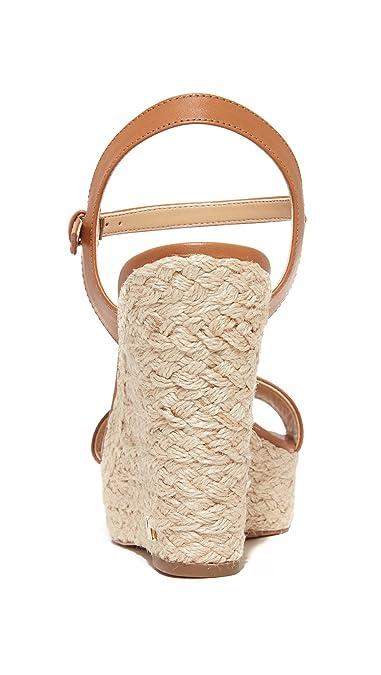 d7e4d7da21e MICHAEL Michael Kors Jill Wedge Acorn Vachetta Women s Shoes  Amazon.ca   Shoes   Handbags