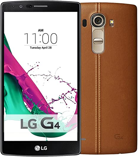 Lg 599371031 - g4 Dual sim Leather h818p Marron: Amazon.es: Informática