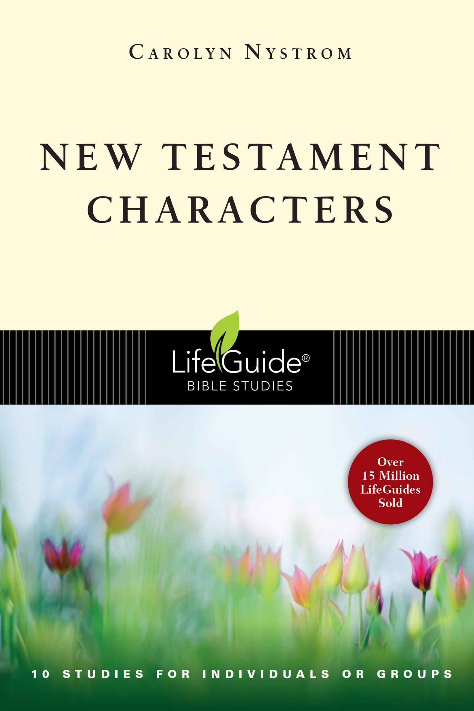 New Testament Characters (Lifeguide Bible Studies) pdf