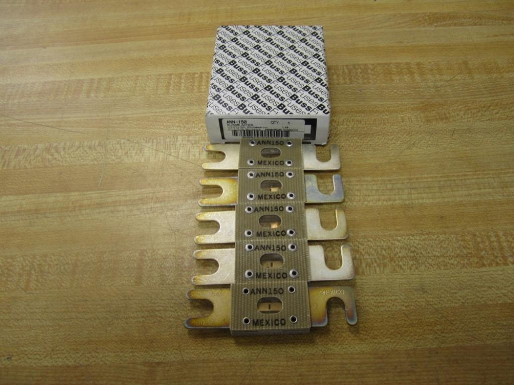 Bussmann ANN-150 Limiter Fuse 150 Amp ANN150 (Pack of 5)
