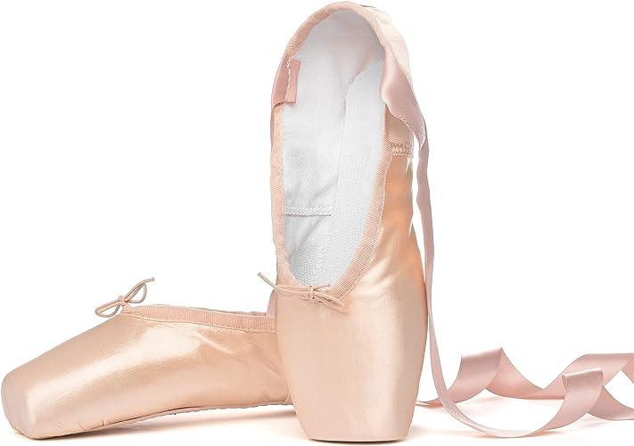 Amazon Com Stelle Ballet Pointe Dance Shoes Ballet Dance