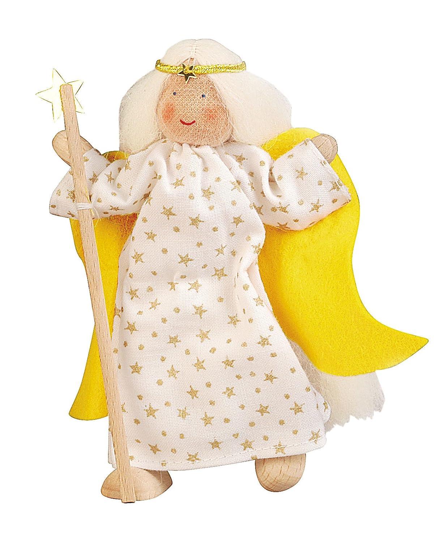 Amazon.com: Kathe Kruse – Waldorf muñeca flexible, Angel: Baby