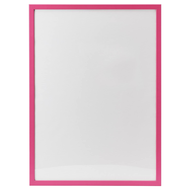 Amazon.de: IKEA FISKBO - Frame Dunkelrosa