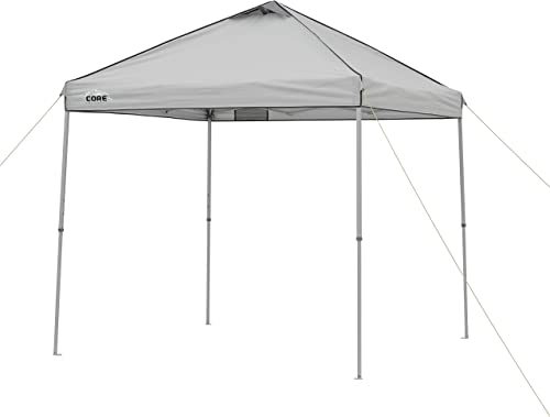 Core Instant Straight Leg Canopy Tent
