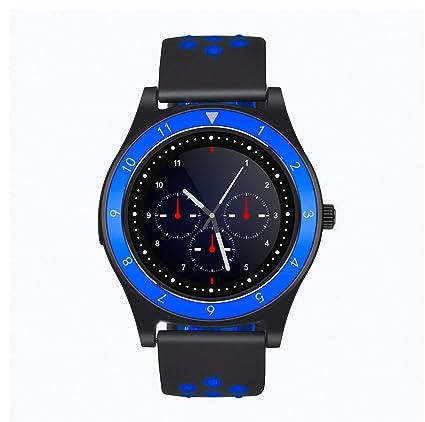 LNYF-OV Relojes Deportivos Smart Watch Bluetooth Call Música Movimiento Monitoreo Ubicación Móvil Android iOS