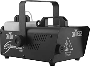CHAUVET DJ H1200 Compact and Lightweight Fog Machine w/Timer Remote