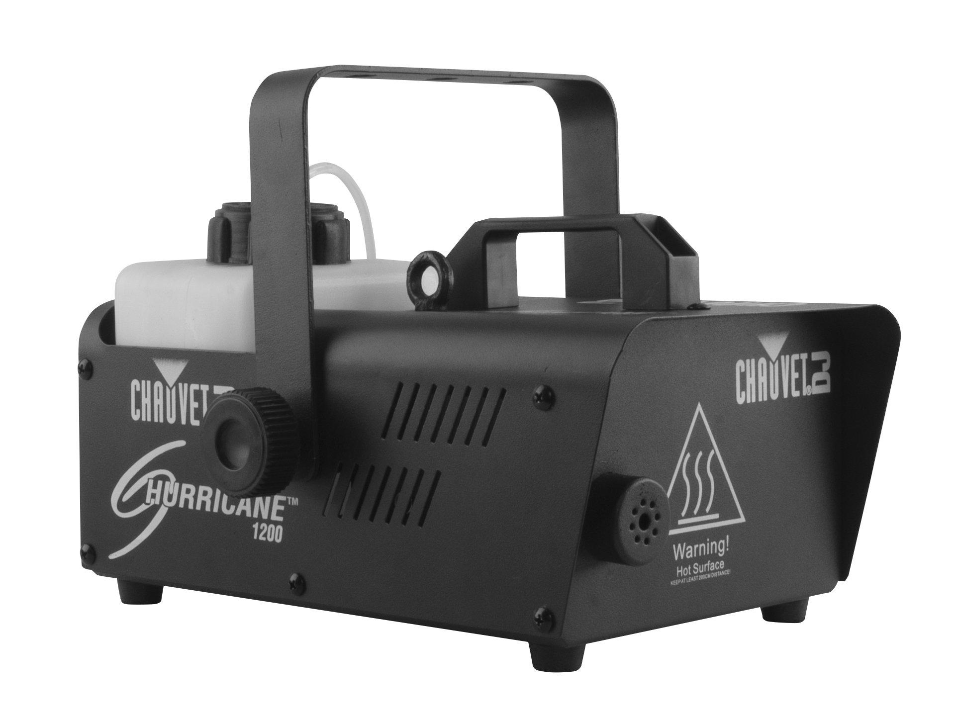 CHAUVET DJ H1200 Compact and Lightweight Fog Machine w/Timer Remote by CHAUVET DJ (Image #1)