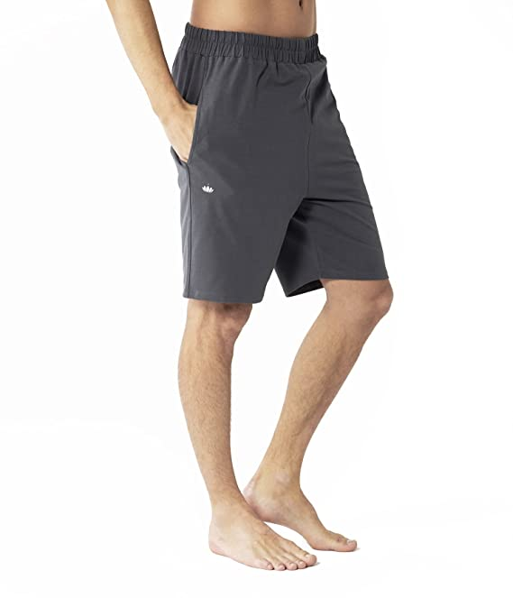 Lotuscrafts Yoga Shorts Männer aus Bio-Baumwolle
