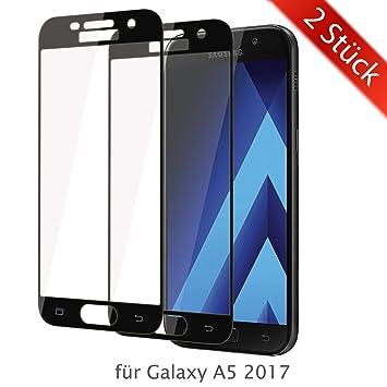 Galaxy A5 2017 - Protector de pantalla, (2 unidades) tanque ...