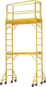 Pro-Series TOWERINT Two Story Interior Rolling Scaffold Tower