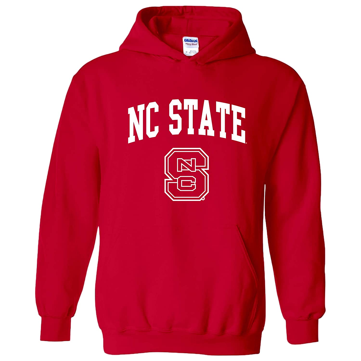 UGP Campus Apparel NCAA Officially Licensed College - University Team Color Arch Logo Hoodie