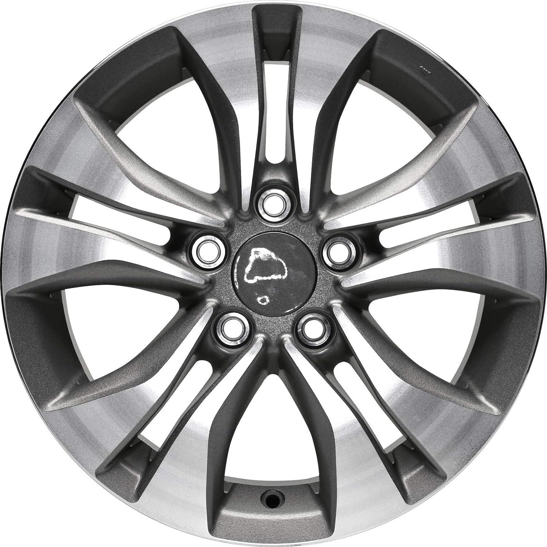 "New 17/""x7.5/"" 5 Lug Silver Replacement Alloy Wheel Rim Honda Accord 13-15 Fits"