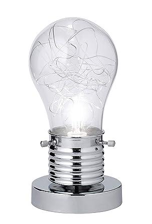 Action 800301000000 - Lámpara de mesa y mesilla de noche