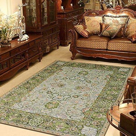 Amazon.com: Fanxu Area Rugs European American Living Room ...