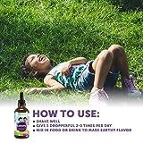 Kids Magnesium Supplement - Calming Drops for