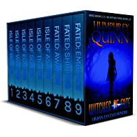Witches of Fate Urban Fantasy Bundle (English Edition)