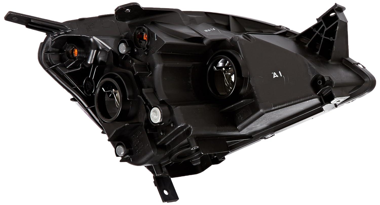 Genuine Honda Parts 33151-SCA-A11 Driver Side Headlight Lens//Housing