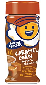 Kernel Season's Popcorn Seasoning, Caramel, 2.85 Ounce (Pack of 6)