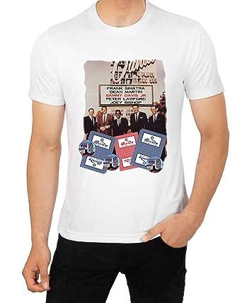 The Rat Pack T Shirt Sands Hotel Frank Sinatra Samyy Davis Jr Dean Martin