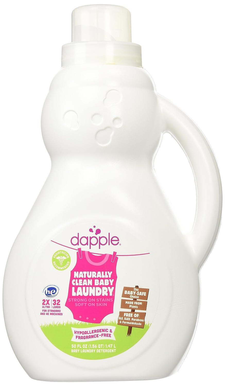 Dapple Baby Laundry Detergent - 50 oz DB005-50N