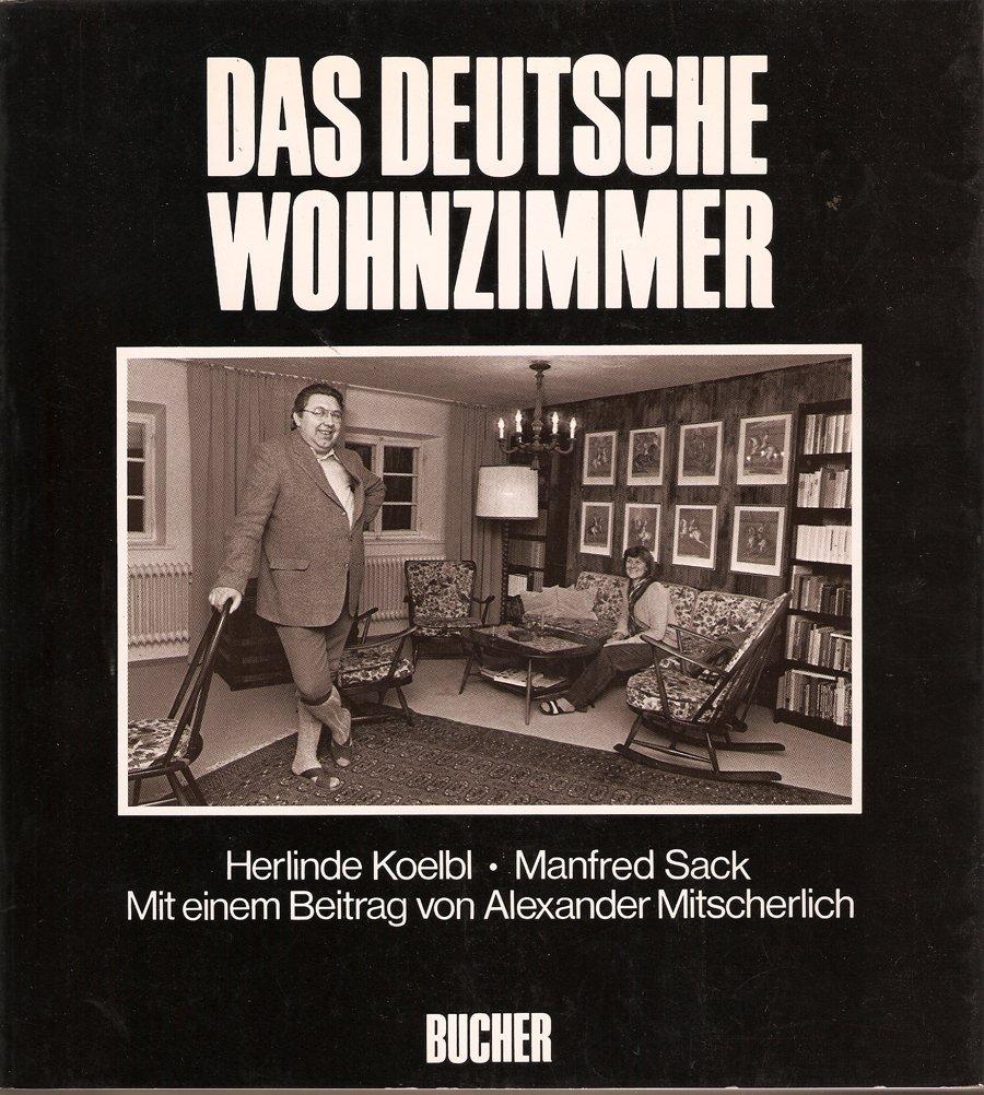 Das Deutsche Wohnzimmer Amazonde Manfred Sack Herlinde Koelbl