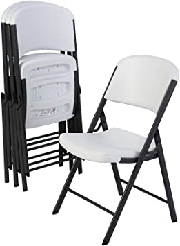 Commercial Grade Folding Chair - Extreme Sturdiness