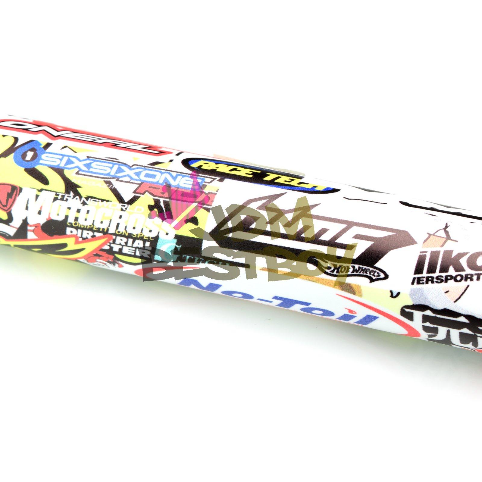 Free Tool Kit LION JDM Bomber Racing Graffiti Brand Car Auto Laptop Vinyl Wrap Sticker Decal Film Sheet - 60''X600'' by JDMBESTBOY (Image #2)