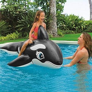 Nadar Juguetes para Fiestas Balsa Inflable Adulto Agua ...