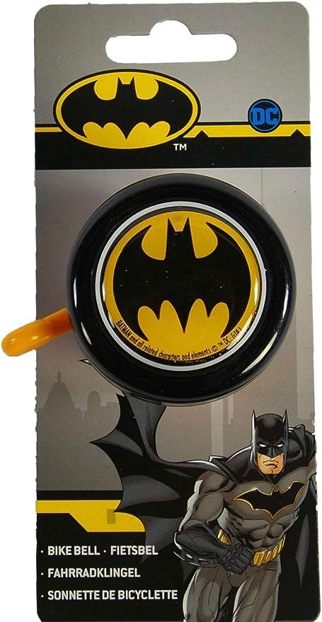 DC Batman - Timbre para Bicicleta Infantil: Amazon.es: Deportes y ...