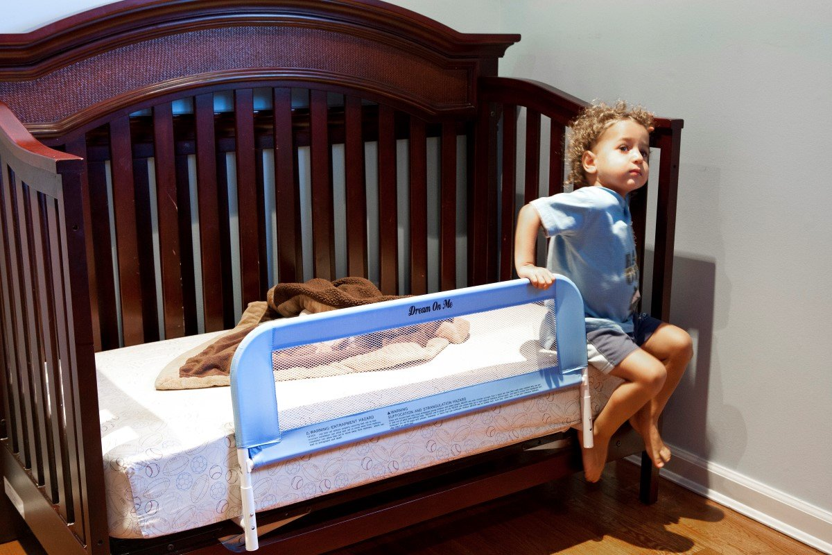 trade bedrail reg infant product convertible by homesafe in crib guard summer rail store