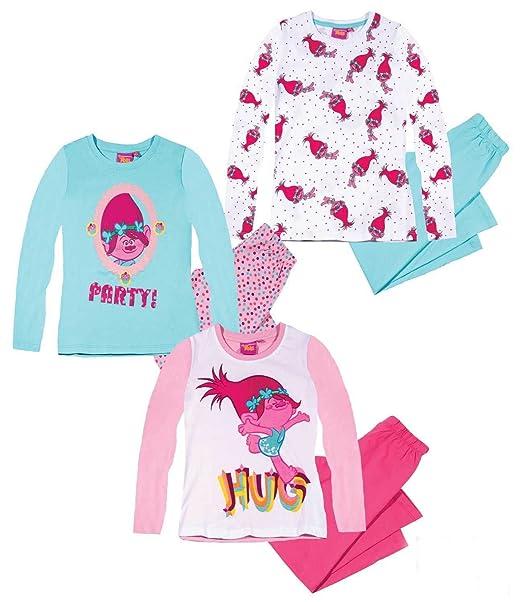 Trolls Chicas Pijama - fucsia - 152