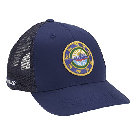 Amazon.com  RepYourWater New Hampshire Mesh Back Hat  Sports   Outdoors 88775bf694c9