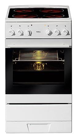 Amica Standherd Shc11152w Weiss Amazon Co Uk Large Appliances