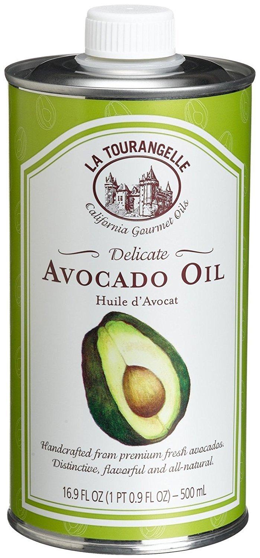 La Tourangelle Avocado Oil Tins - 16.9 oz - 2 pk
