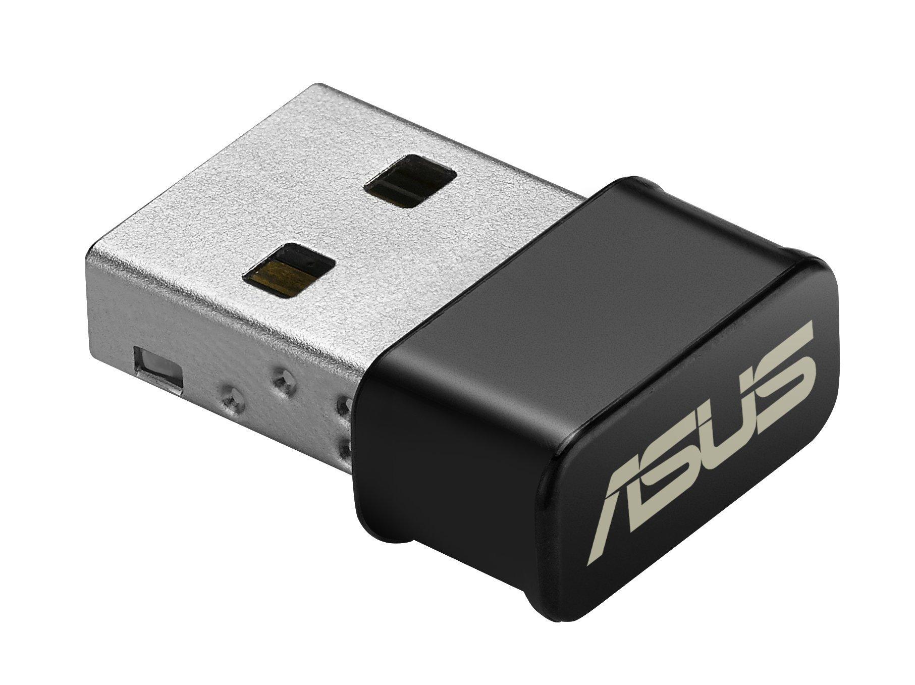 Asus USB-AC53 Nano WLAN Wi-Fi USB Networking Adapter