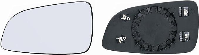 Dapa 1110906 Spiegelglas Links Fahrerseite Beheizt Asphärisch Passend Für Ihren Original Außenspiegel Auto