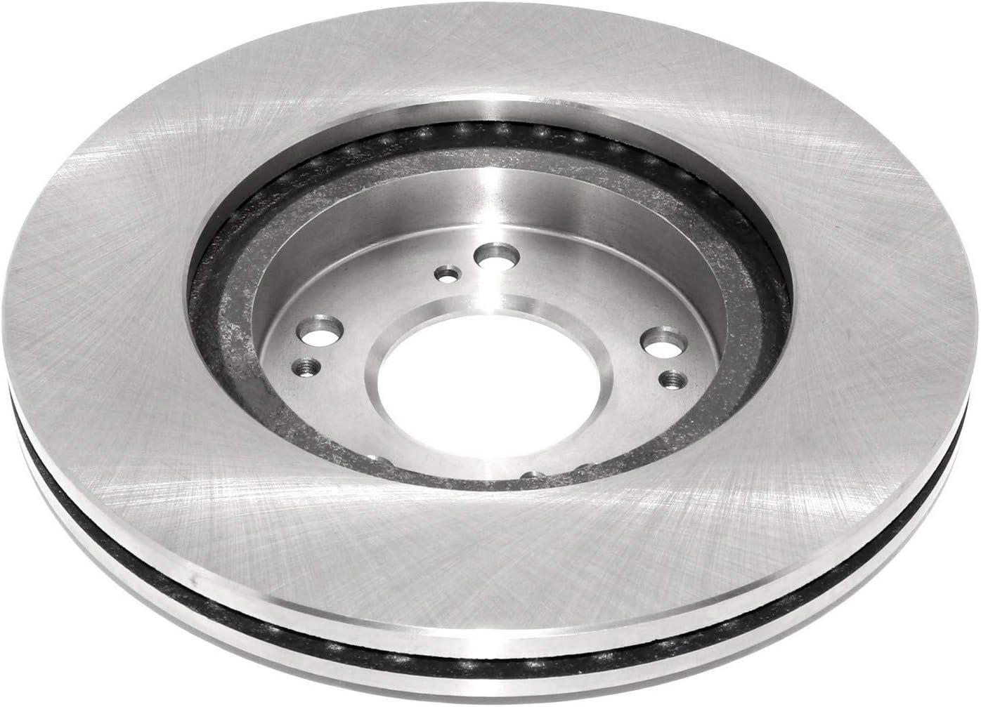 DuraGo BR3134602 Front Vented Disc Premium Electrophoretic Brake Rotor