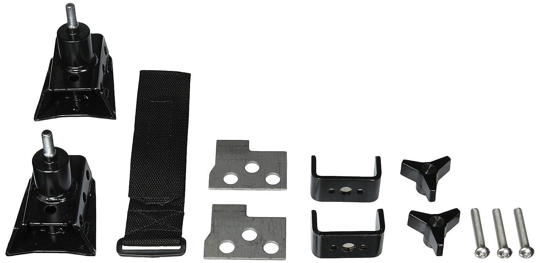 Warrior Products 1542 Hi-Lift Jack Hood Hinge Bracket for Jeep JK 07-10 WRR:1542