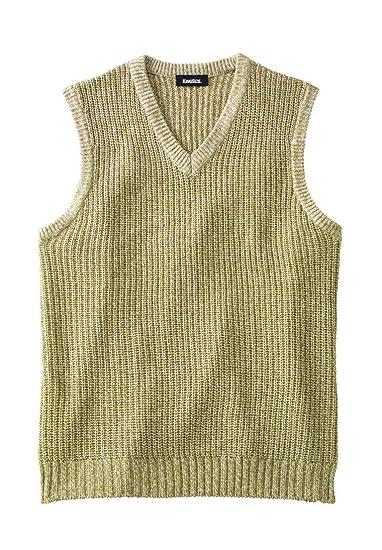 Kingsize Mens Big Tall Shaker Knit V Neck Sweater Vest At Amazon