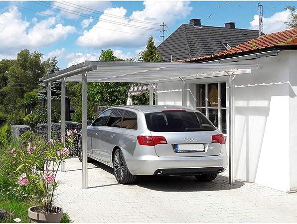 Beckmann - Porche para coche (aluminio, 311 x 496 x 218 cm ...