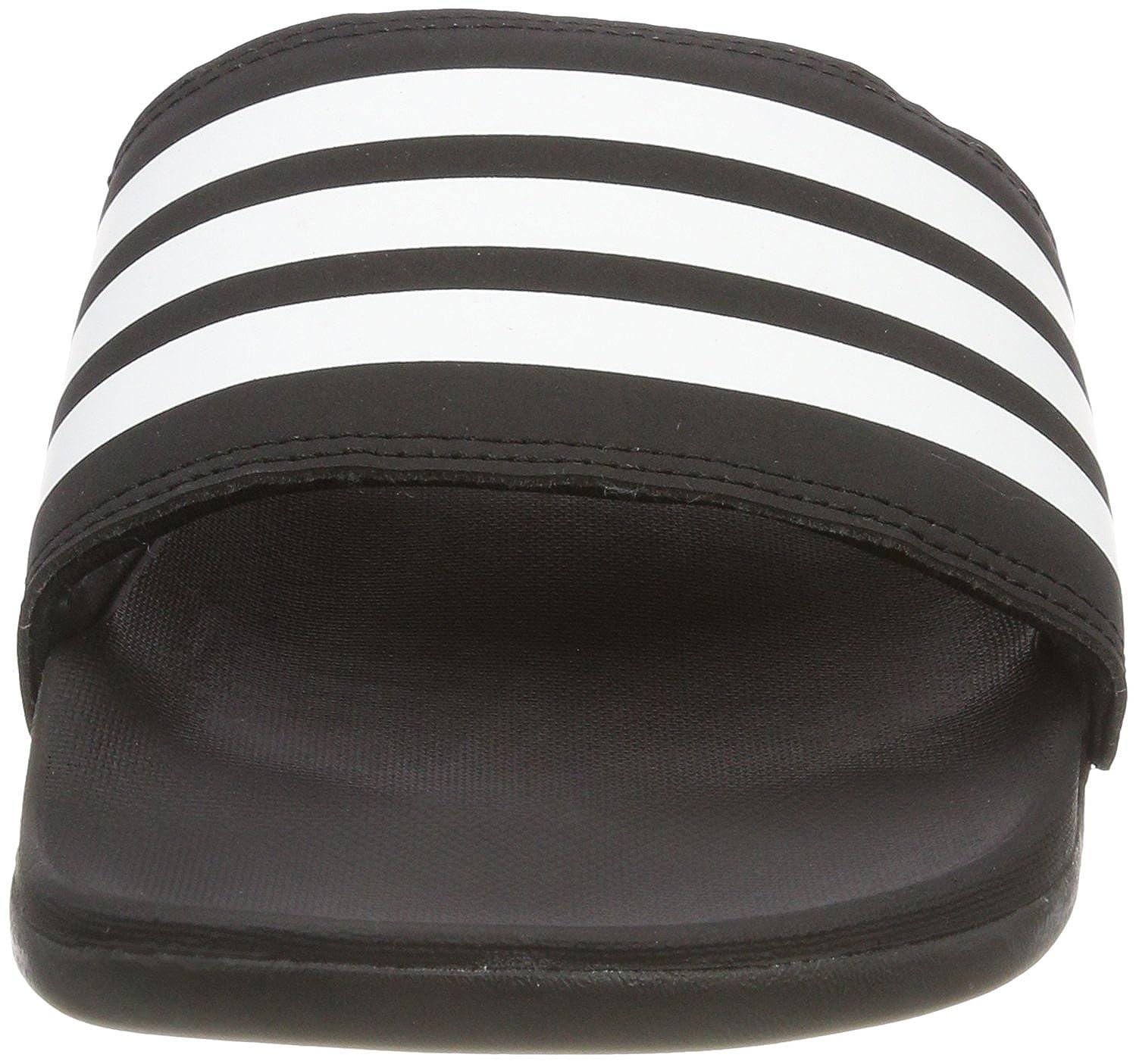 brand new 0e00a fdbe9 adidas Adilette Comfort, Scarpe da Spiaggia e Piscina Donna, Nero (Core  BlackFootwear White), 38 EU Amazon.it Scarpe e borse