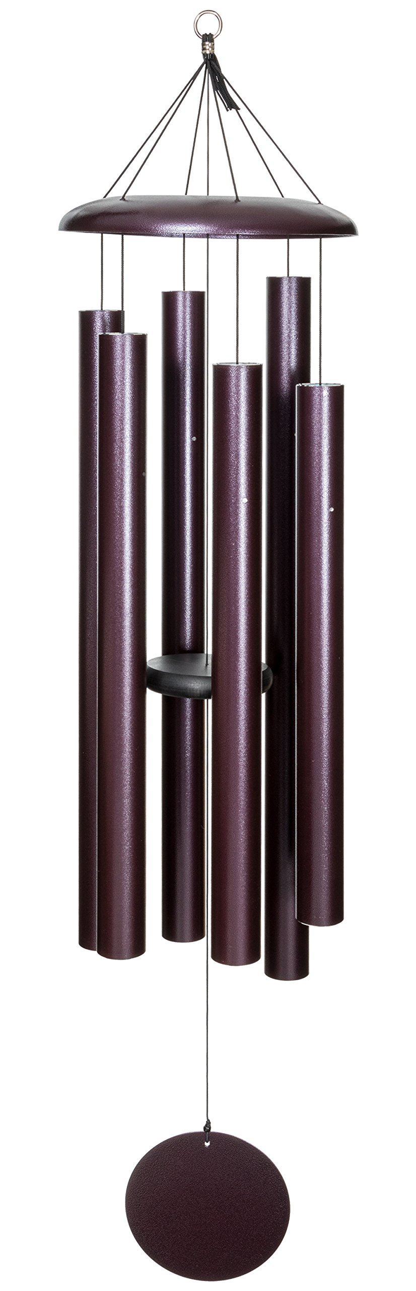 Corinthian Bells 55-inch Windchime, Plum