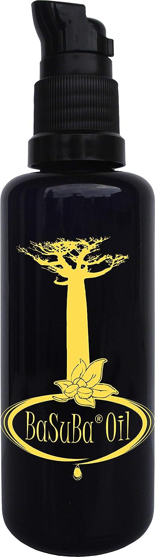 basuba® Oil–Baobab prensada aceite con bacillus subtilis DSM 21097para la naturales Cuidado Corporal, para la piel en equilibrio Permanece