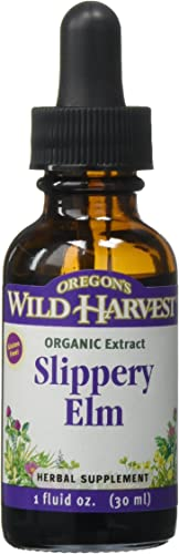 Oregon's Wild Harvest 1 4 Organic Slippery Elm Extract