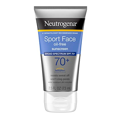 Neutrogena Sunscreen for Acne-Prone Skin