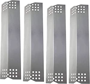 Grill Heat Plate for Select Nexgrill, Kitchen Aid 730-0787D, 720-0953A, 720-0787D, 720-0819, 720-0953 & Lowes 720-0819 Gas Models- 4 Pack