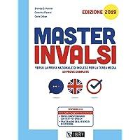 Master INVALSI. Verso la prova nazionale di inglese per la terza media. 10 prove complete